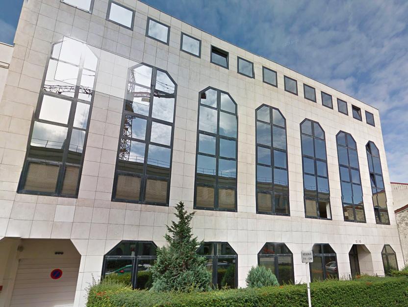 Façade bureaux IPSO-FACTO Montrouge